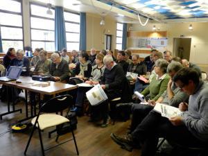 Intercommission du 15 décembre 2014 à Plourin-lès-Morlaix