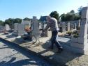 Test sur le cimetière